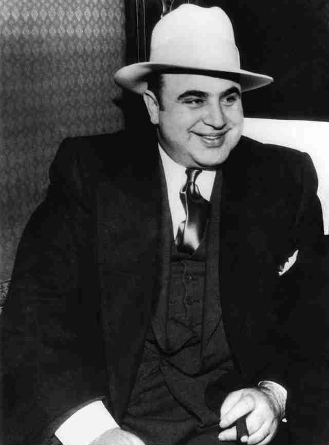 al capone gangster chicago