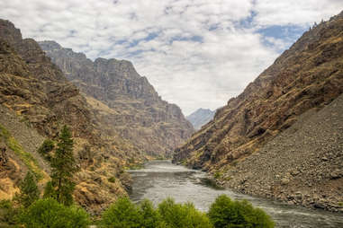 Hell's Canyon National Recreation Area