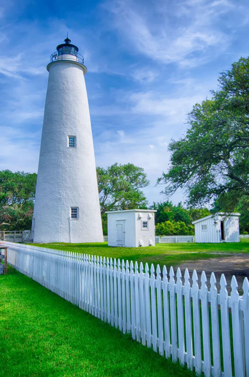 Ocracoke Light House