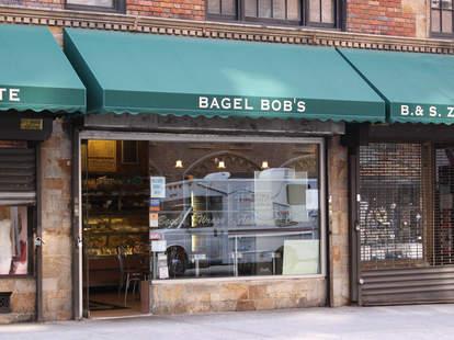 Bagel Bob's exterior