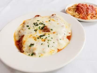 Forlini's  Italian restaurant in New York City