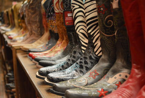 boots in Nashville