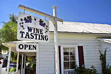 Amador County Wine Shop