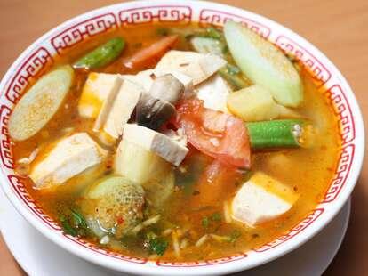 Hot and Sour Soup at Nha Trang One