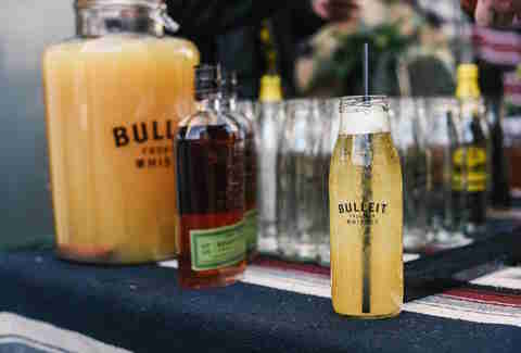 roamers bulleit whiskey brunch