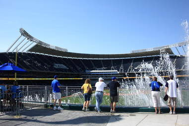 Kauffman Stadium Kansas City