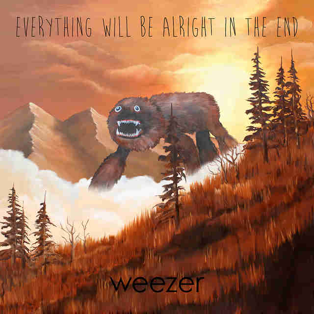Weezer, Everything Will Be Alright In The End, Cover
