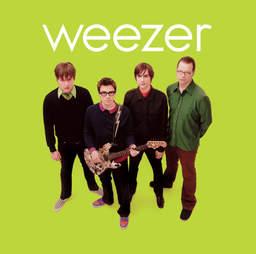 Weezer, Green Album, Cover