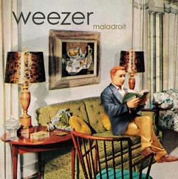 Weezer, Maladroit, Album cover
