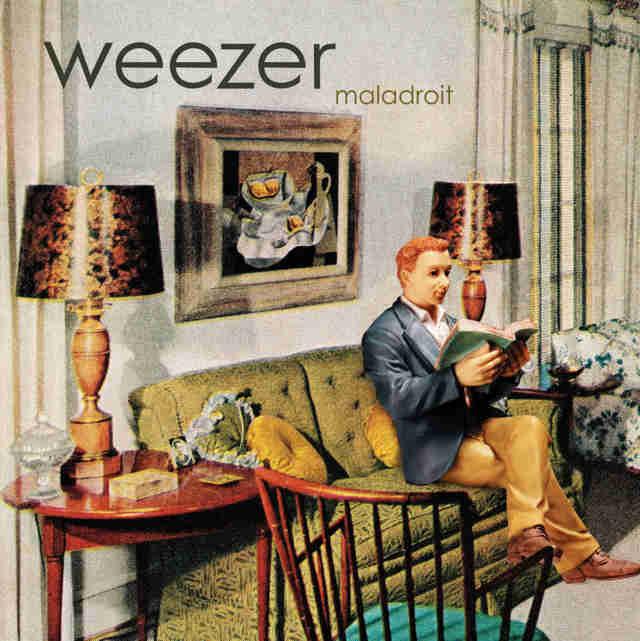 Weezer Albums, Ranked - Blue Album, White Album, And Everything In Between - Thrillist-4484