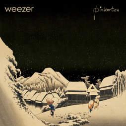 Weezer, Pinkerton, Album Cover