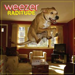 Weezer, Raditude, Album cover