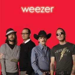 Weezer, Red Album, Cover