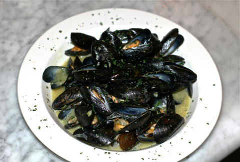 Mussels at Sotto Mare
