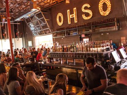 o.h.s.o. brewing bar