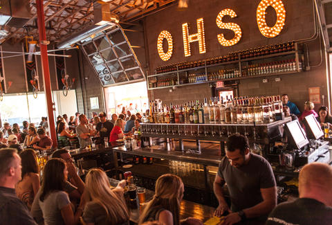 o.h.s.o. brewing bar