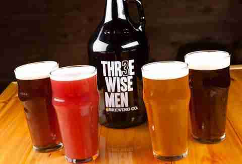 Scotty's Thr3e Wise Men Brewing Company