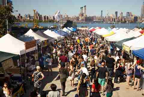 smorgasburg in williamsburg