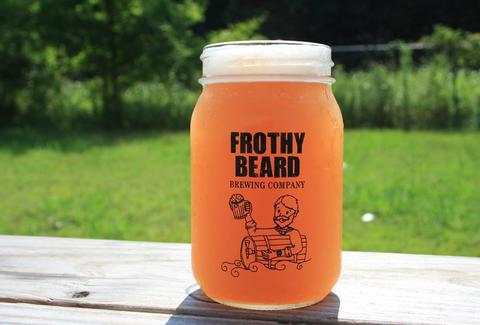 frothy beard brewing co charleston
