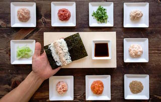 KazuNori | The Original Handroll Bar