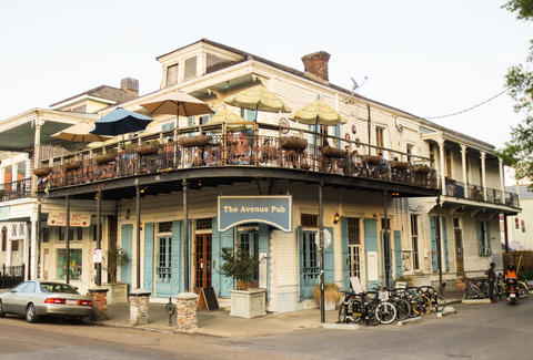 The best beer bars in new orleans thrillist for Food bar new orleans