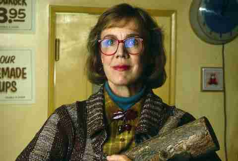 log lady twin peaks abc
