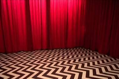 red room twin peaks
