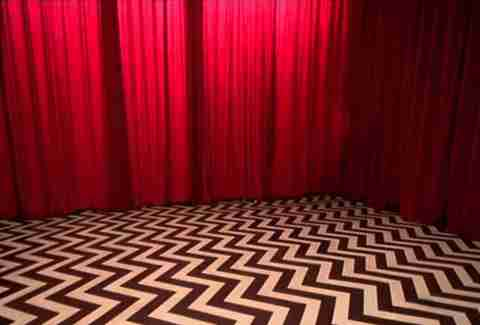 red room twin peaks
