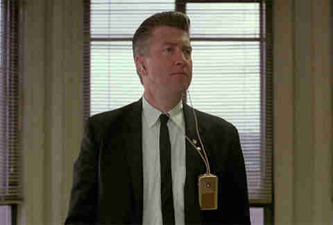 david lynch in twin peaks
