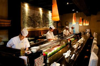 Toni's Sushi Miami
