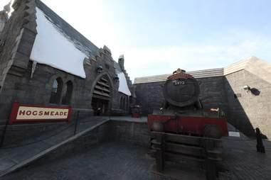 Hogwarts express universal studios hollywood