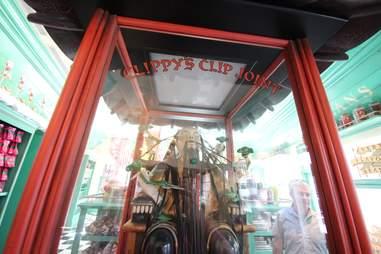 Clippy Clip honeyduke universal studios hollywood