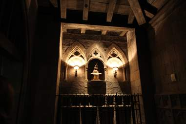Hogwarts castle universal studios hollywood