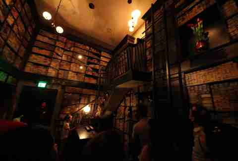 harry potter universal studios hollywood ollivanders