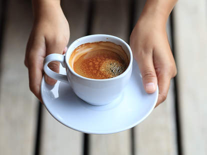Drinking Coffee Could Reduce Colon Cancer Risk According To A New Study Thrillist