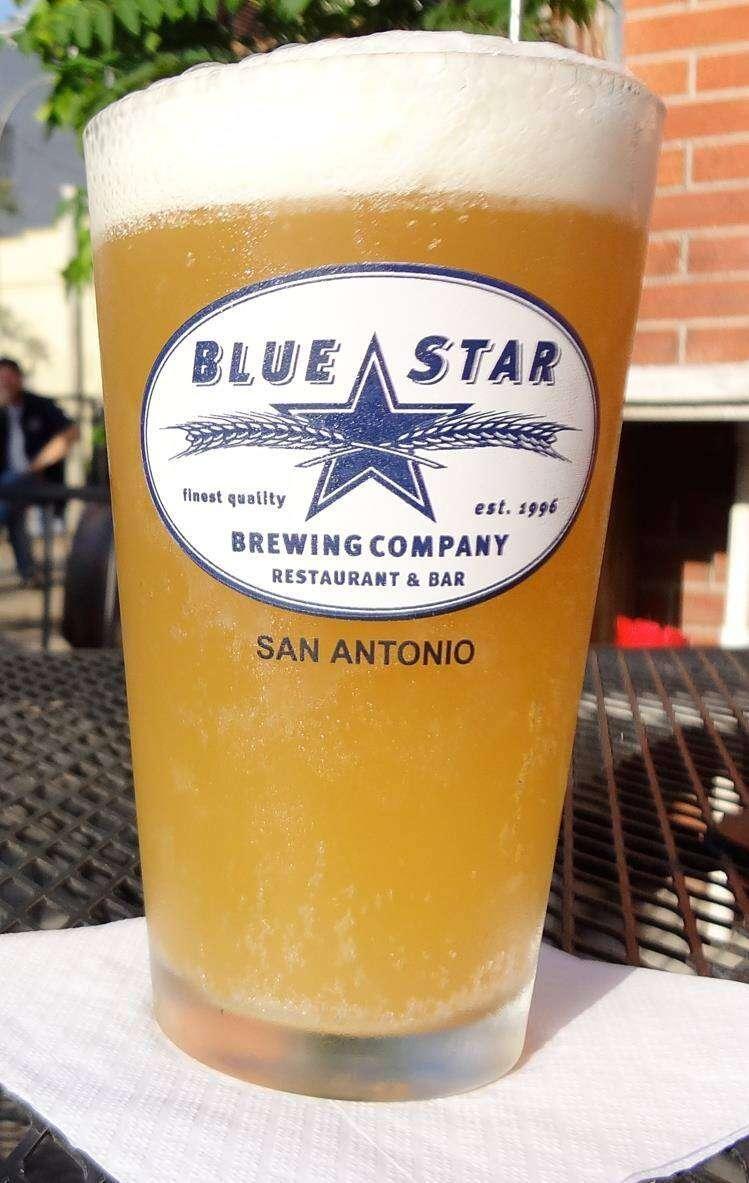 blue star brewing company