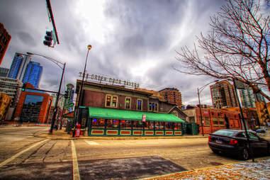 Green Door Tavern in Chicago