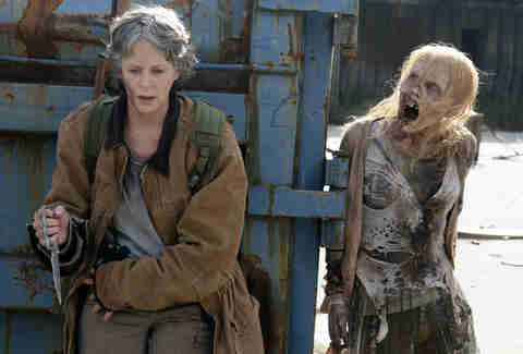 the walking dead carol season finale