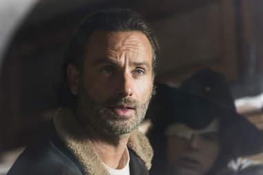 the walking dead rick season 7 theory
