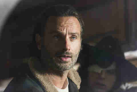 the walking dead rick season 7 theory