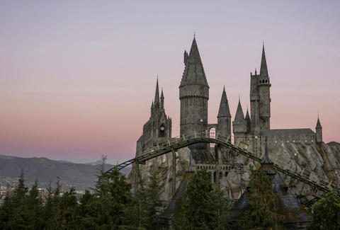 wizarding world of harry potter los angeles