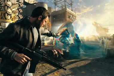 Quantum Break video game