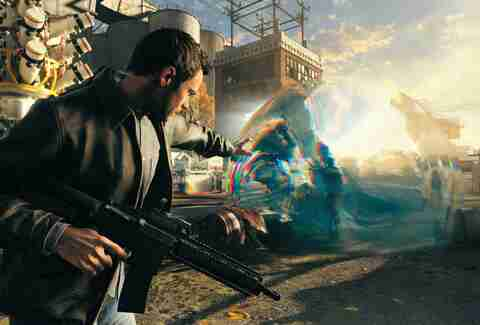 Quantum Break video game