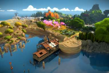 The Witness video game