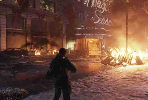 The Division - best video game of the year