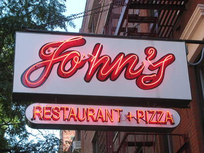 john's of 12th street nyc