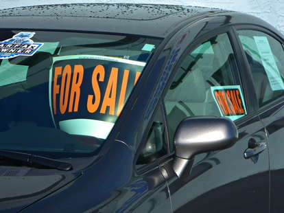 How do you know if a used car is any good