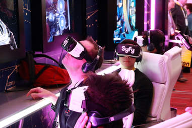 Samsung Galaxy S7 virtual reality