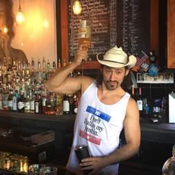 kevin randolph austin bartender