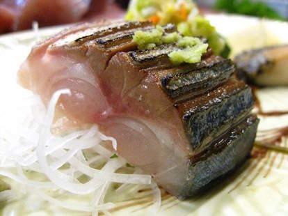 Yuba Restaurant fish new york restaurant thrillist